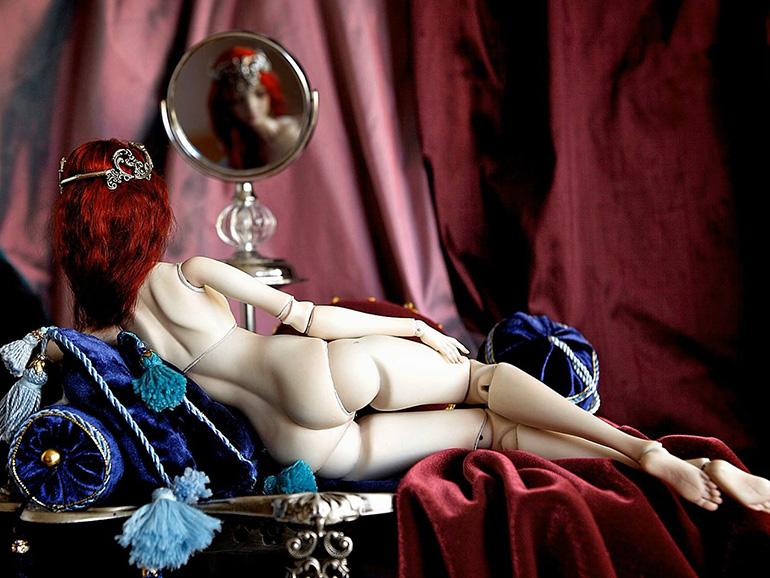 enchanted doll egoistokur