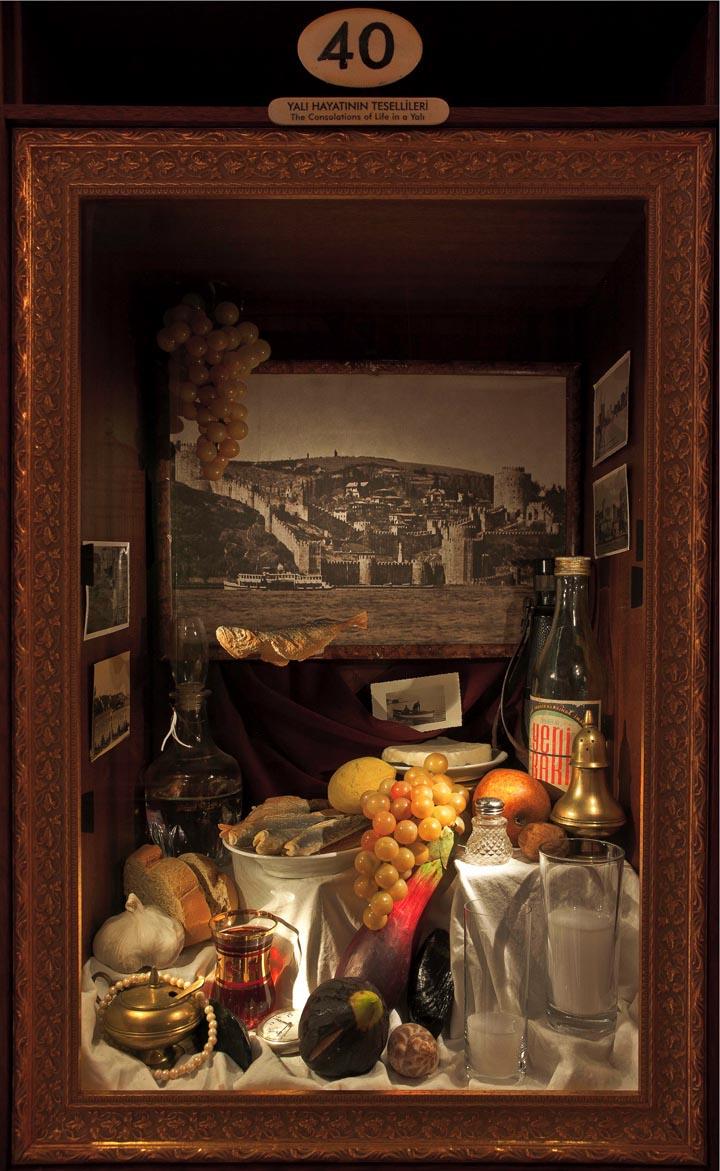 orhan pamuk egoistokur gulenay borekci muze 3