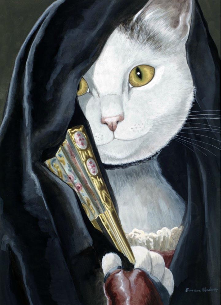 egoistokur ressamlar ve kediler gulenay borekci 7