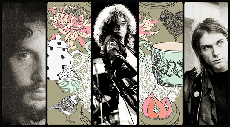 cat stevens led zeppelin nirvana tea egoistokur