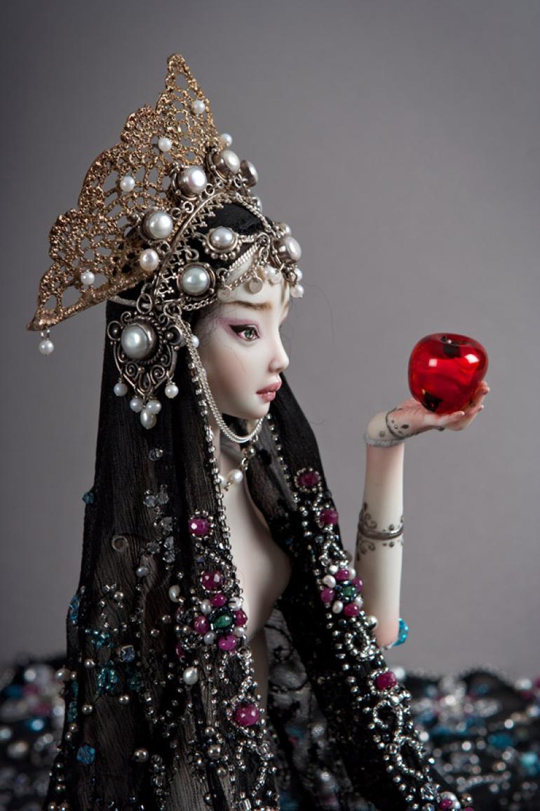 enchanted doll egoistokur 3