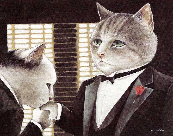 kitap kedileri 6