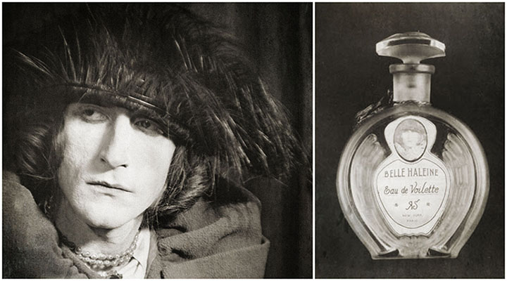 marcel duchamp egoistokur perfume