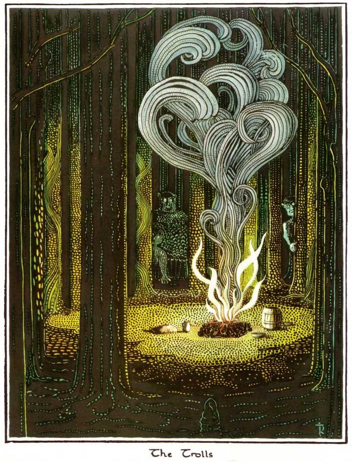 tolkien egoistokur hobbit resimleri 5