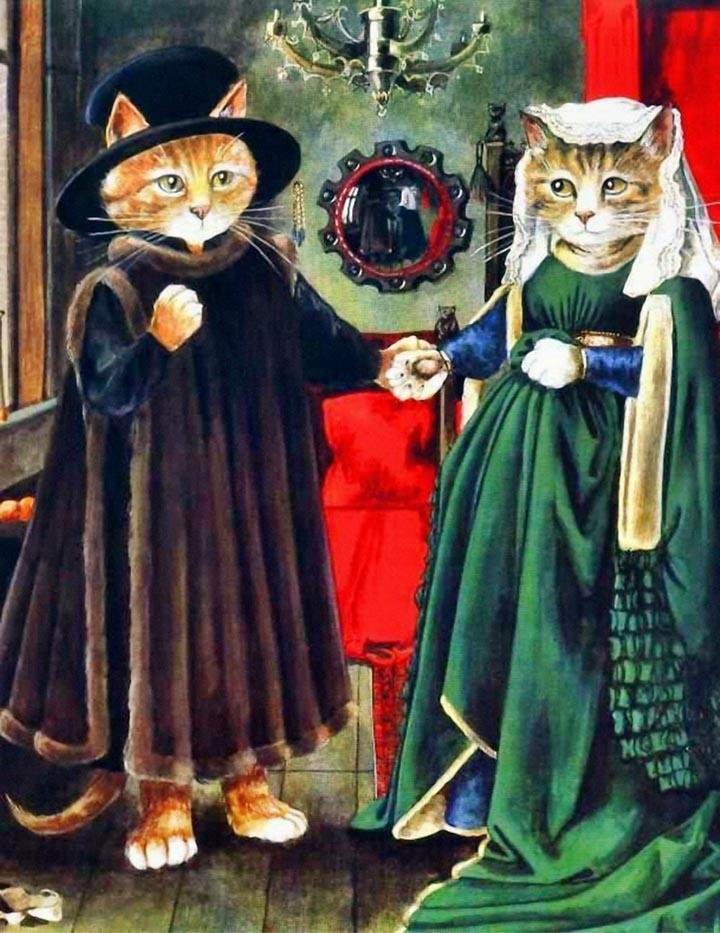 egoistokur ressamlar ve kediler gulenay borekci 12