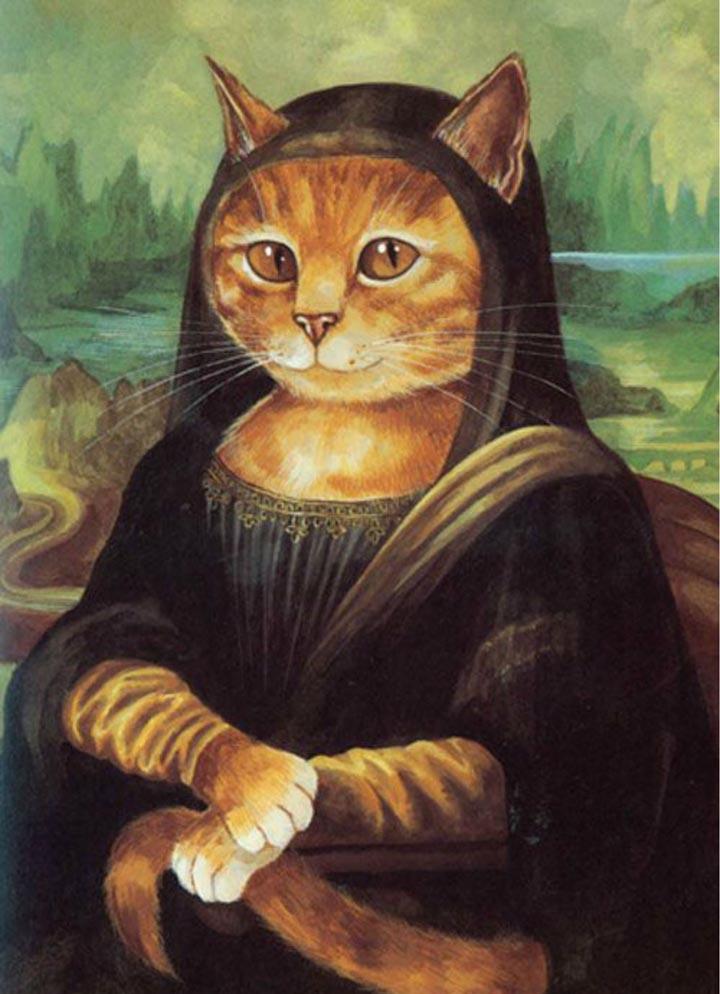 egoistokur ressamlar ve kediler gulenay borekci 2