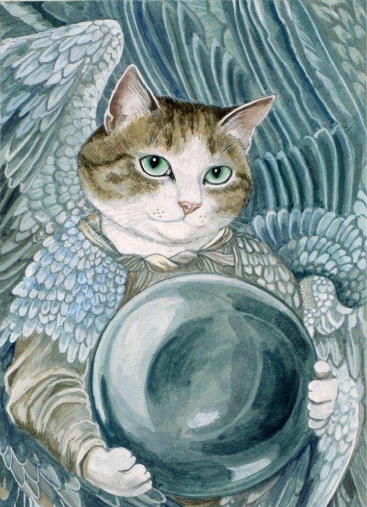 egoistokur ressamlar ve kediler gulenay borekci 9