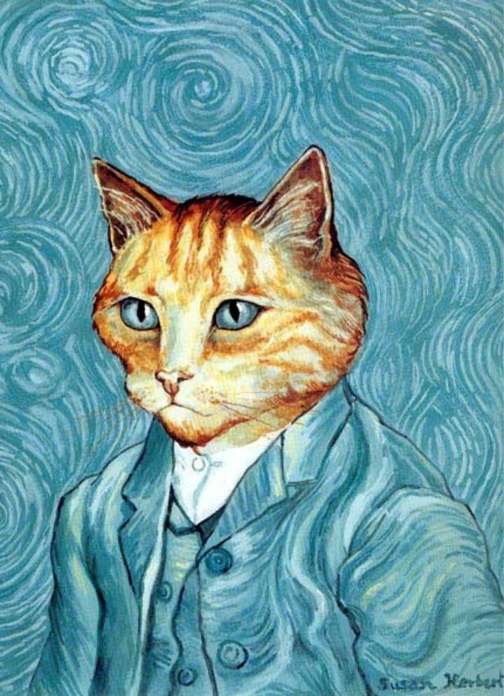 egoistokur ressamlar ve kediler gulenay borekci