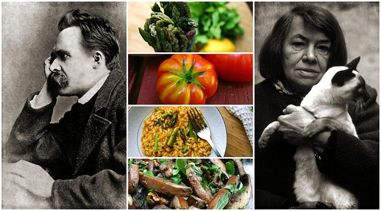 edebiyat yemekleri nietzsche highsmith gulenay borekci
