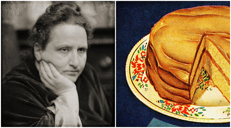 love cake gertrude stein egoistokur