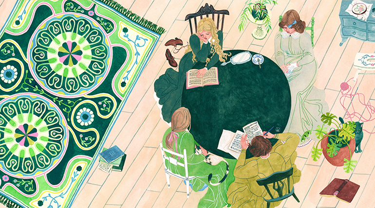 eski kitaplar egoistokur gulenay borekci little women